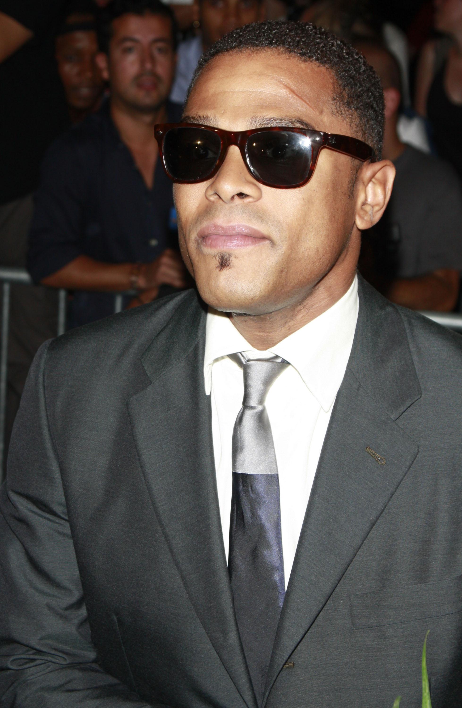Celebrity Sightings in New York - September 14, 2008