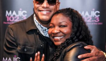 Maxwell & Mary J. Blige Meet & Greet