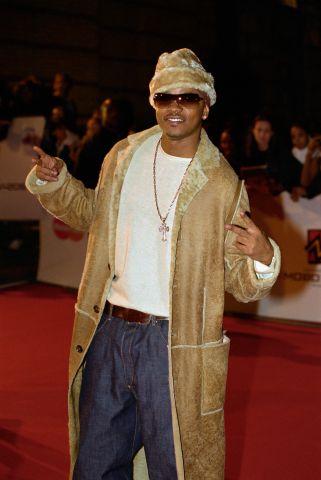 Singer Donell Jones Attending MOBO Awards