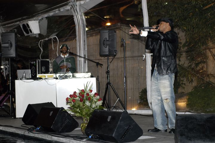 The House of Courvoisier Party with Donell Jones - December 6, 2005