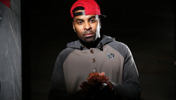 Ginuwine Sydney Photo Shoot