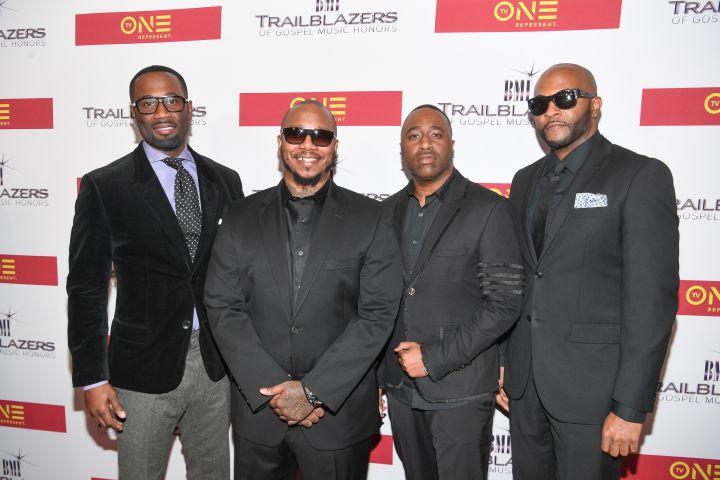 BMI Trailblazers of Gospel Music - Arrivals