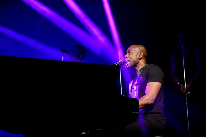 3rd Annual Mother's Day Experience Featuring Kem And Kelly Price