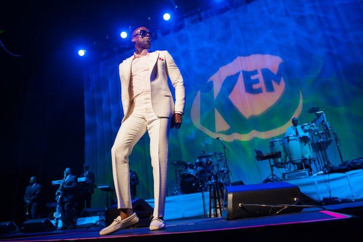 2015 June 19 Charlie Wilson, Joe & Kem In Concert