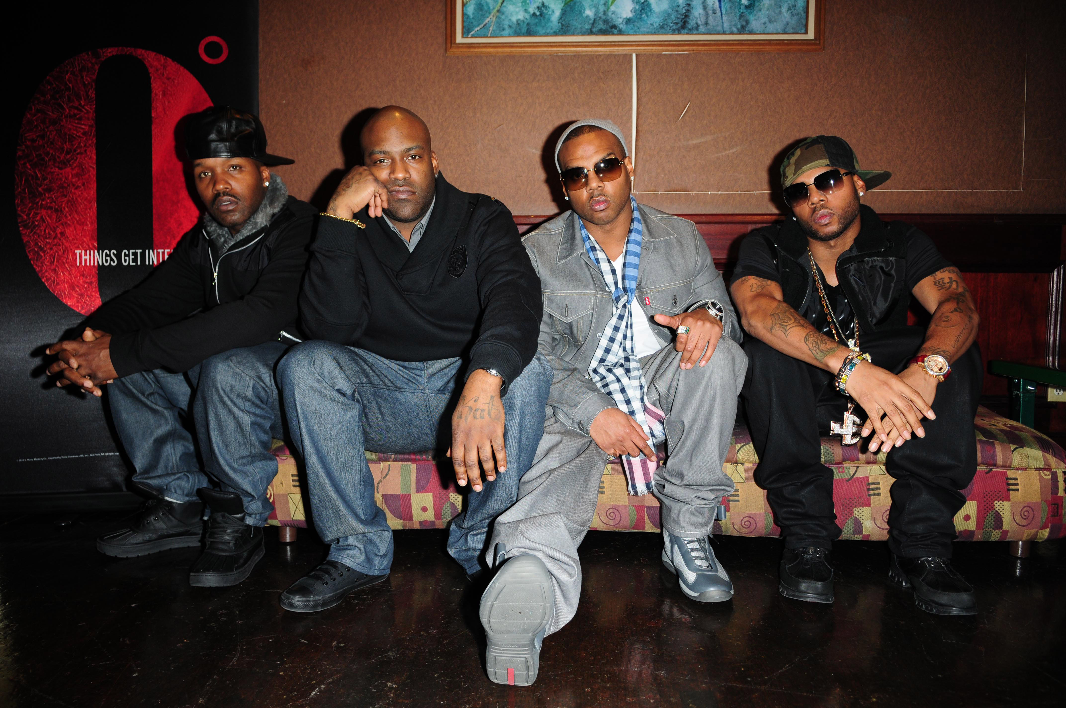 Jagged Edge Hosts Party ForSingle Release