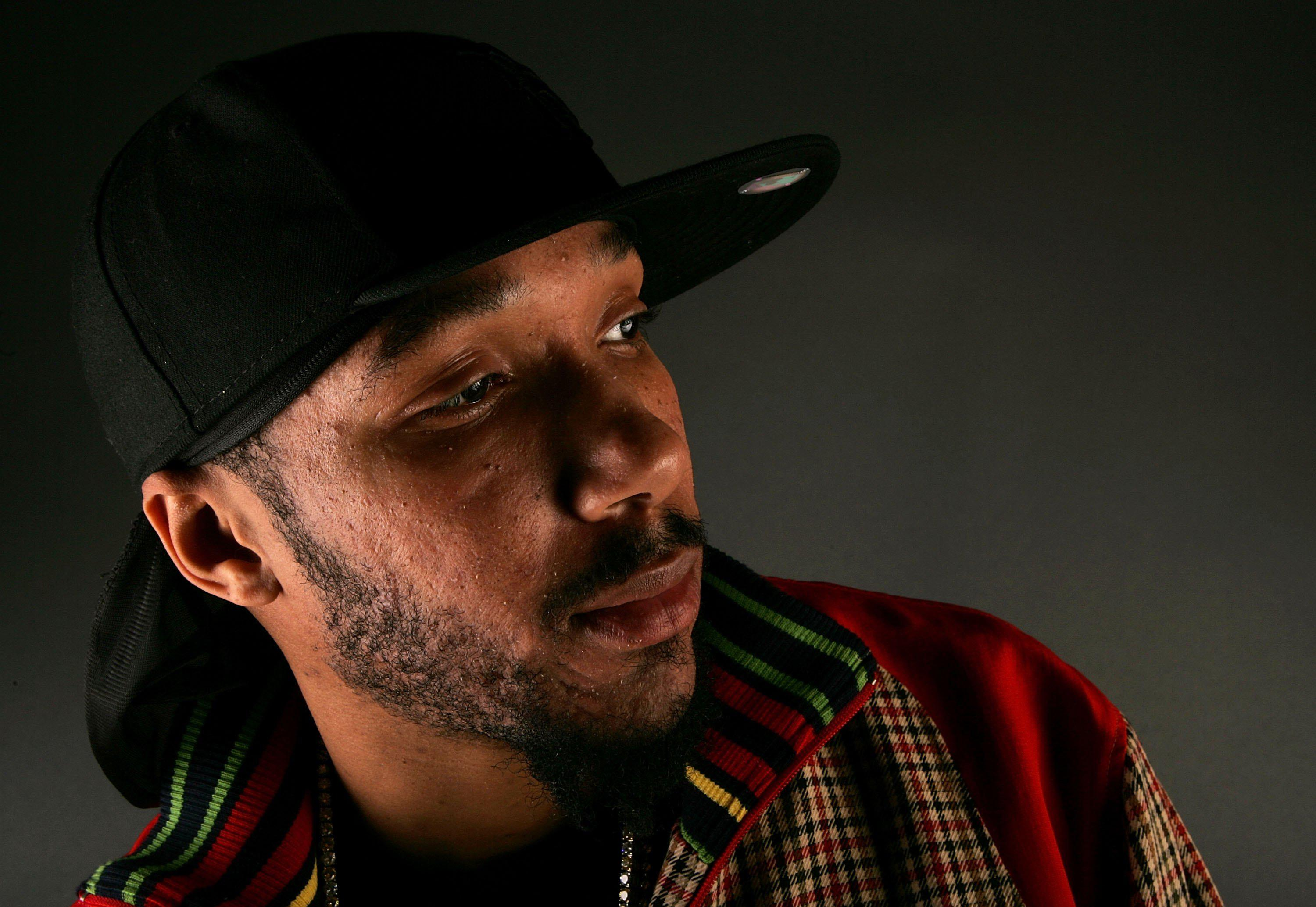 Lyfe Jennings Sundance Portrait Session