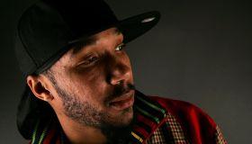 Lyfe Jennings Sundance Portrait Session