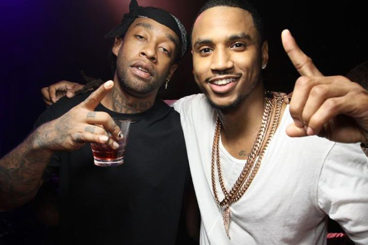 Ty Dollar Sign and Trey Songz