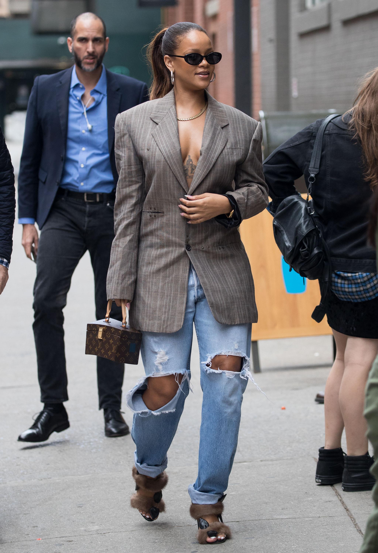 Celebrity Sightings in New York City - September 9, 2017