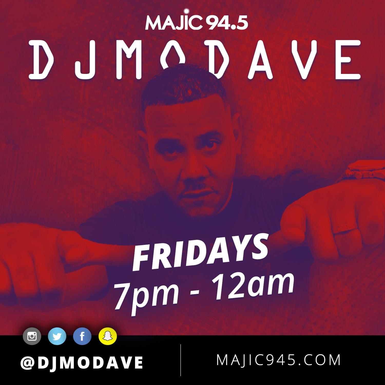 DJ MoDave