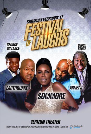 Festival of Laughs 2018