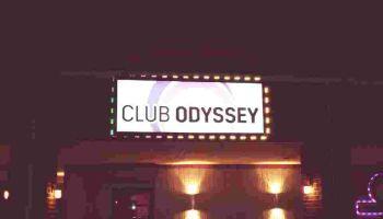 Cindi B At Club Odyssey