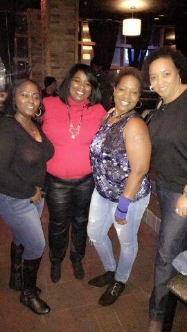 Cindi B At Truth Nightclub