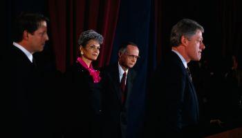Clinton Cabinet Nominations