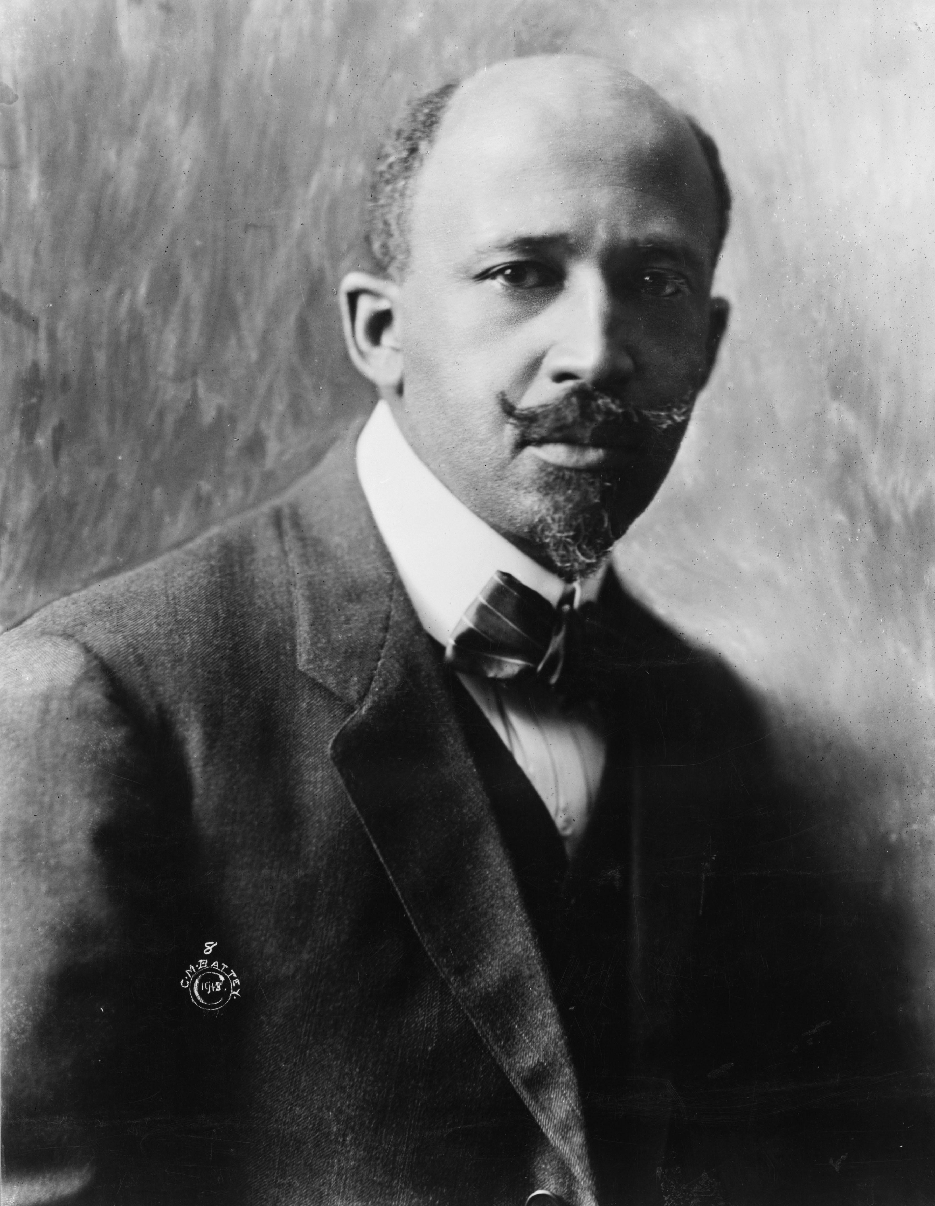 William Edward Dubois.