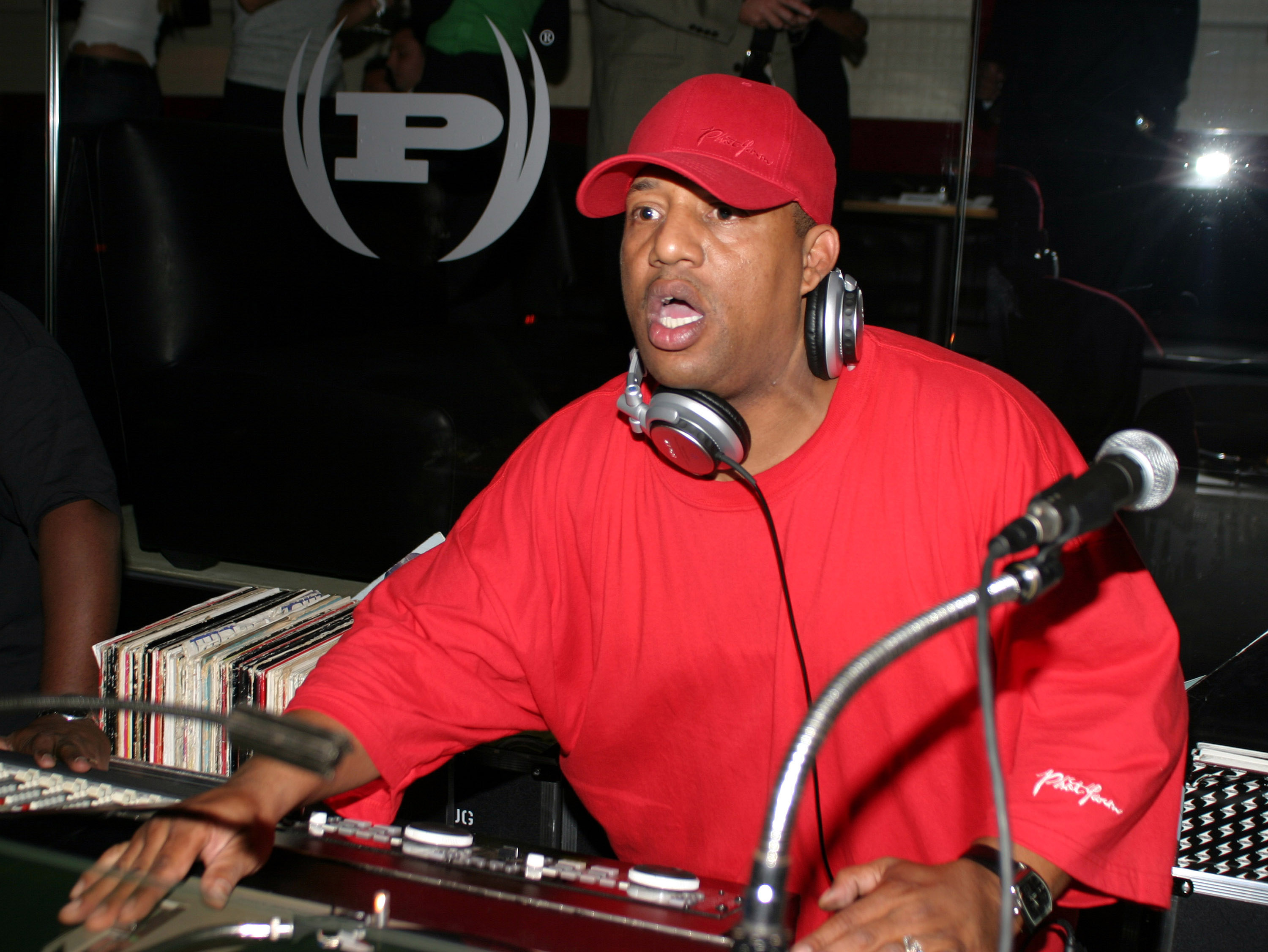 Phat Farm's Formal Wear Line Launch - After Party