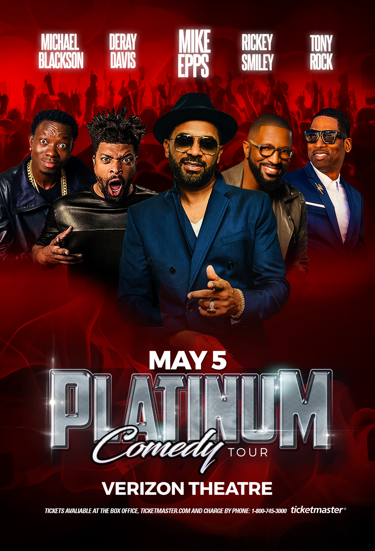 Platinum Comedy Tour
