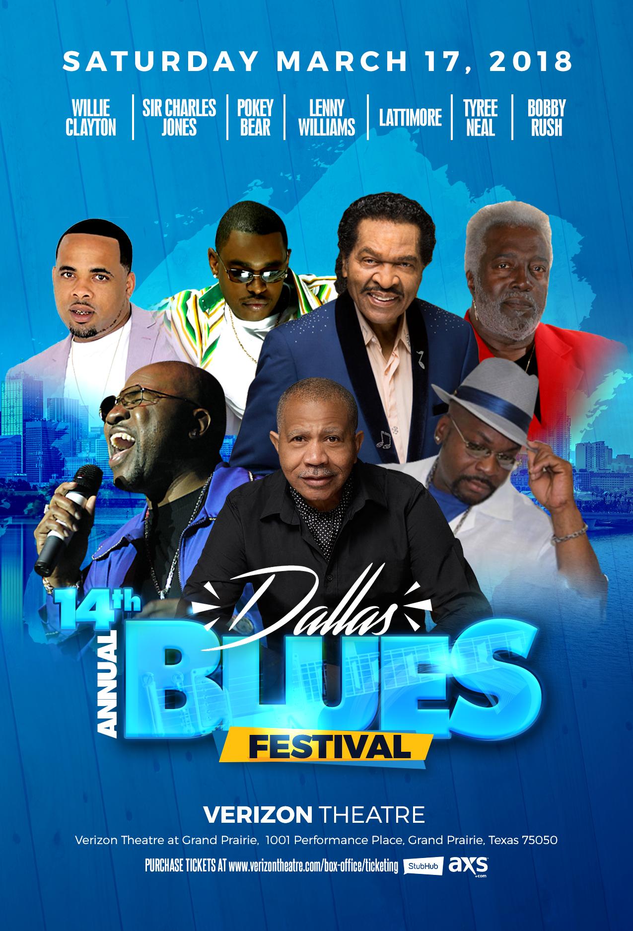 Dallas Blues Festival