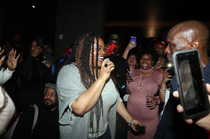 Rakim In Concert – New York, New York