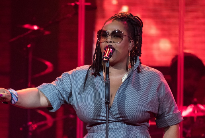 Jill Scott Performs at MGM National Harbor