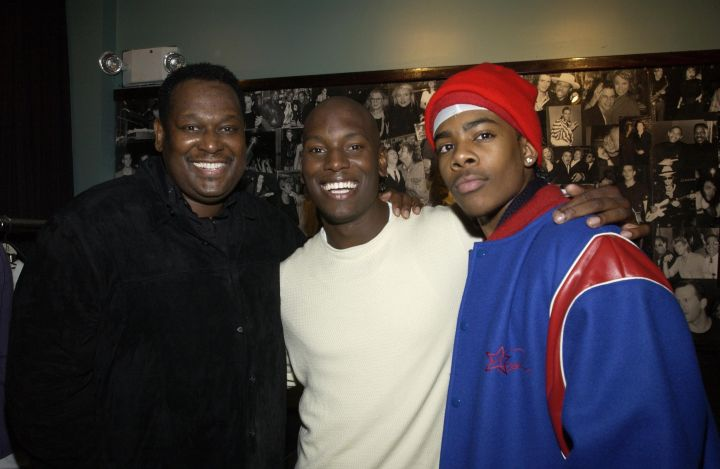 Tyrese Showcase Concert Hosted By J Records