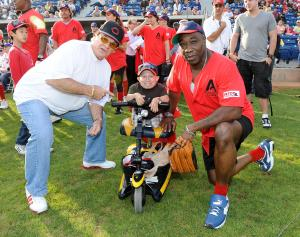 Steve Garvey's Celebrity Softball Game For ALS