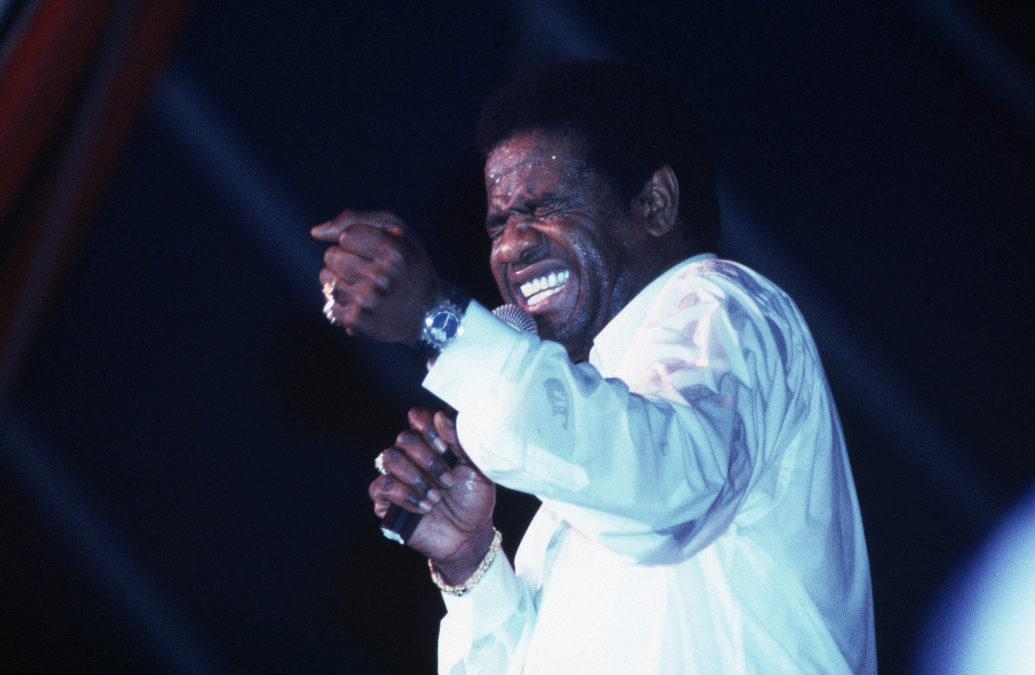 Al Green at North Sea Jazz Festival