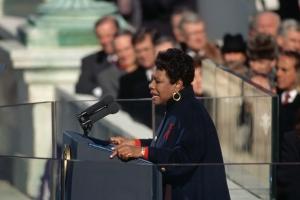 Maya Angelou Reads Poem