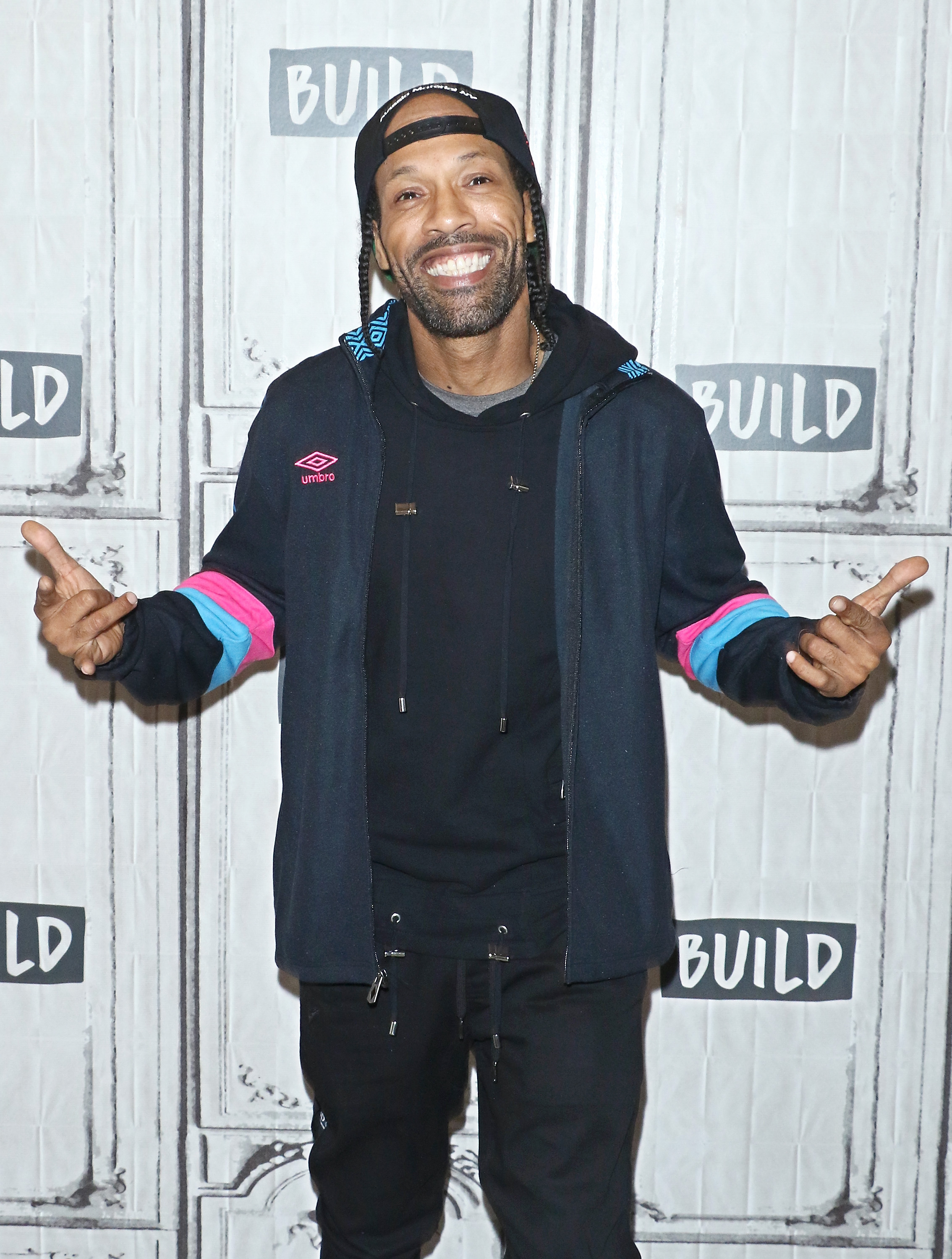 Build Presents Redman Discussing The Show 'Scared Famous'
