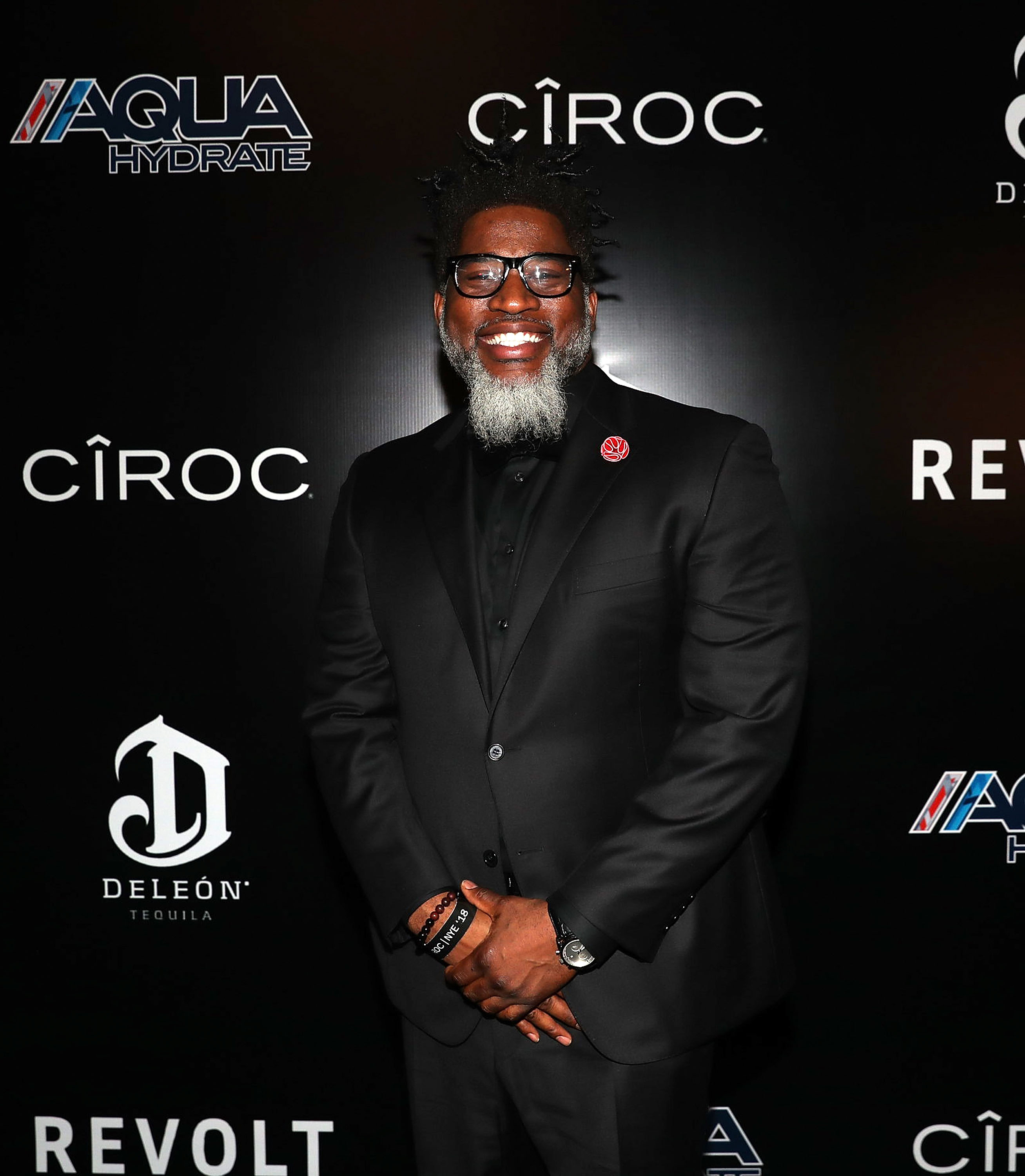 Sean 'Diddy' Combs Hosts CIROC The New Year 2018 Powered By Deleon Tequila