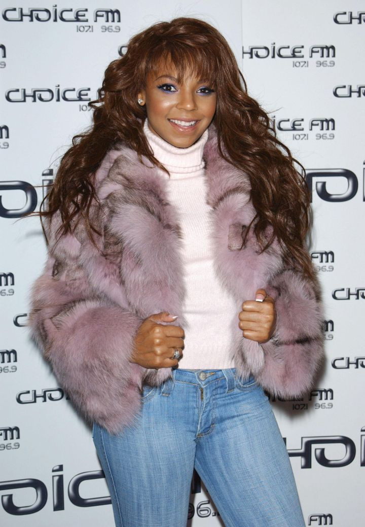 Ashanti at Choice FM – Leicester Square