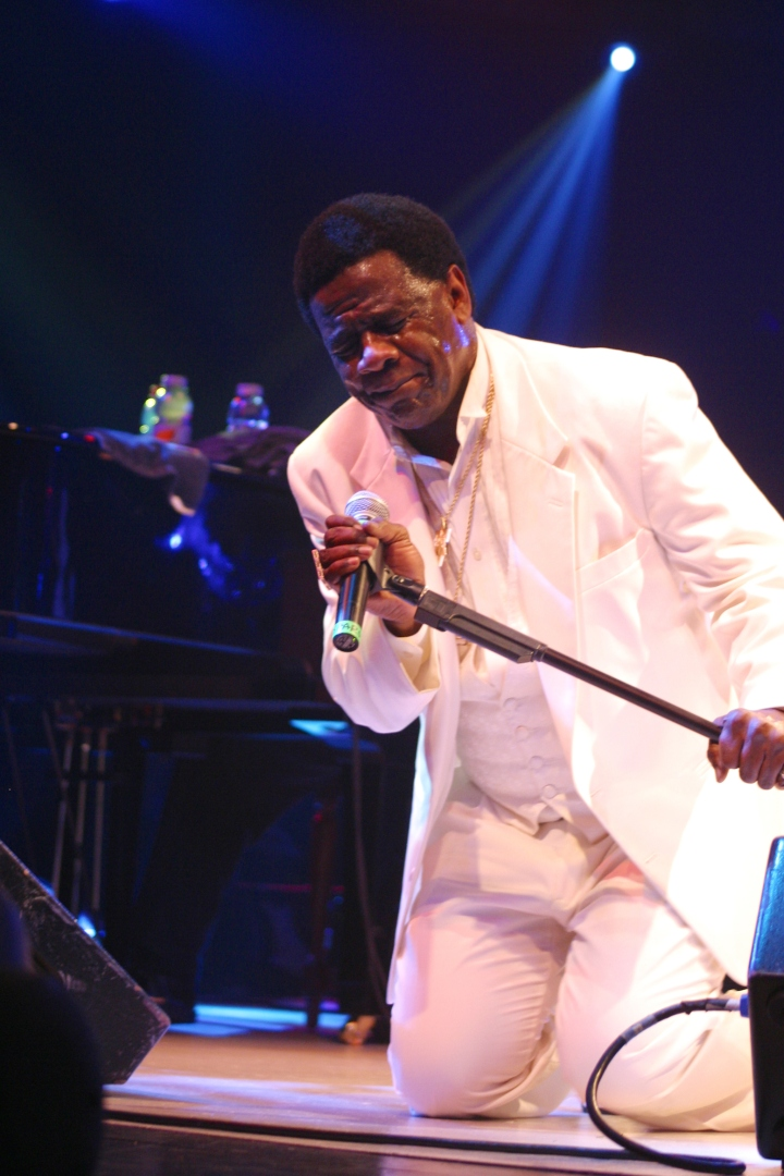 Al Green at the Westbury Music Fair