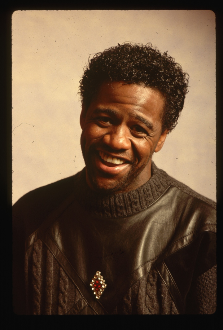 Portrait of Al Green