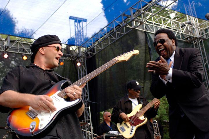 USA – 16th Annual Santa Cruz Blues Festival in Aptos
