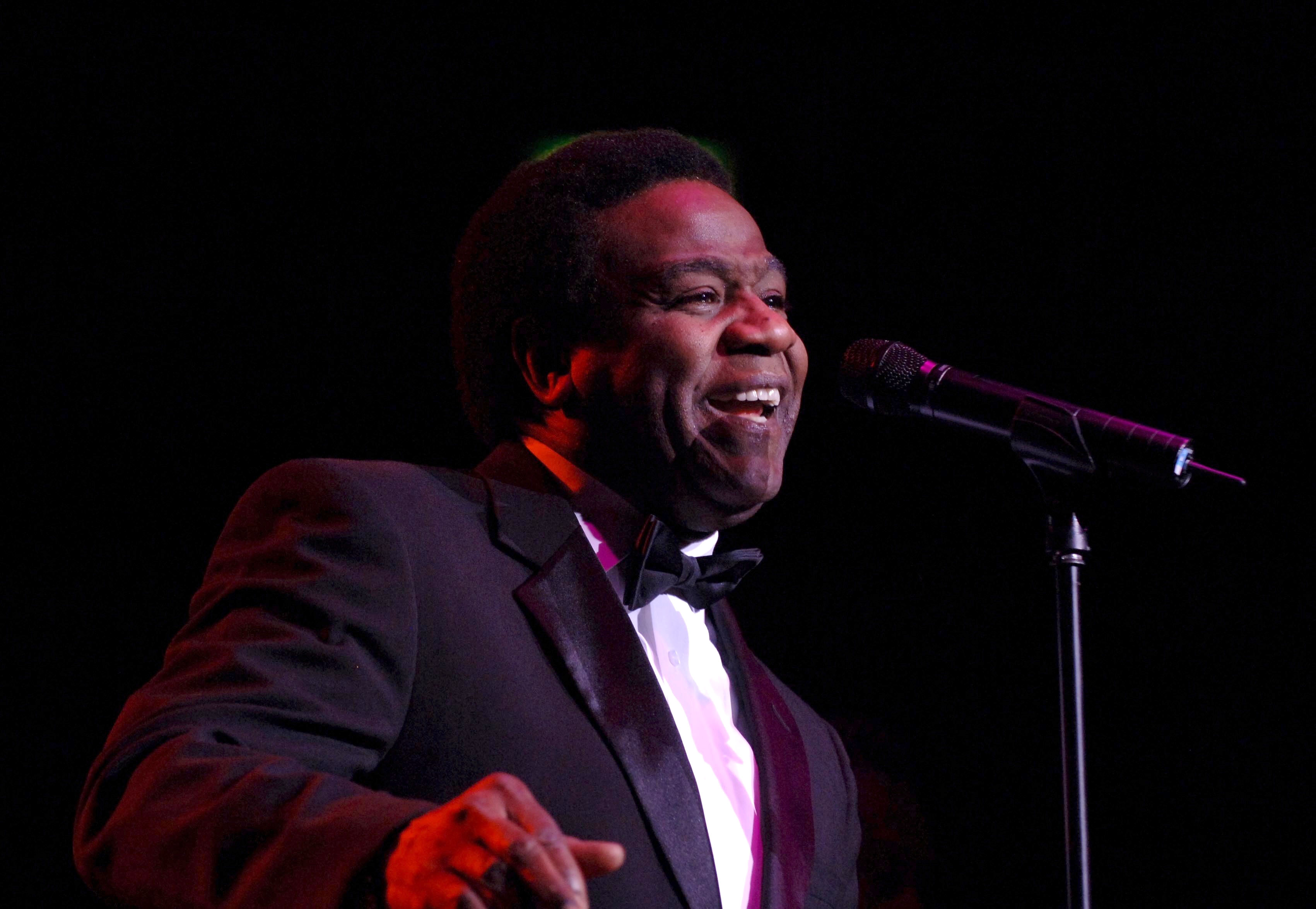 Al Green And Candi Staton In Concert At The Albert Hall, London, Britain - 28 Jun 2007