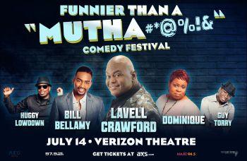 Funnier Than A Mutha Comedy Festival