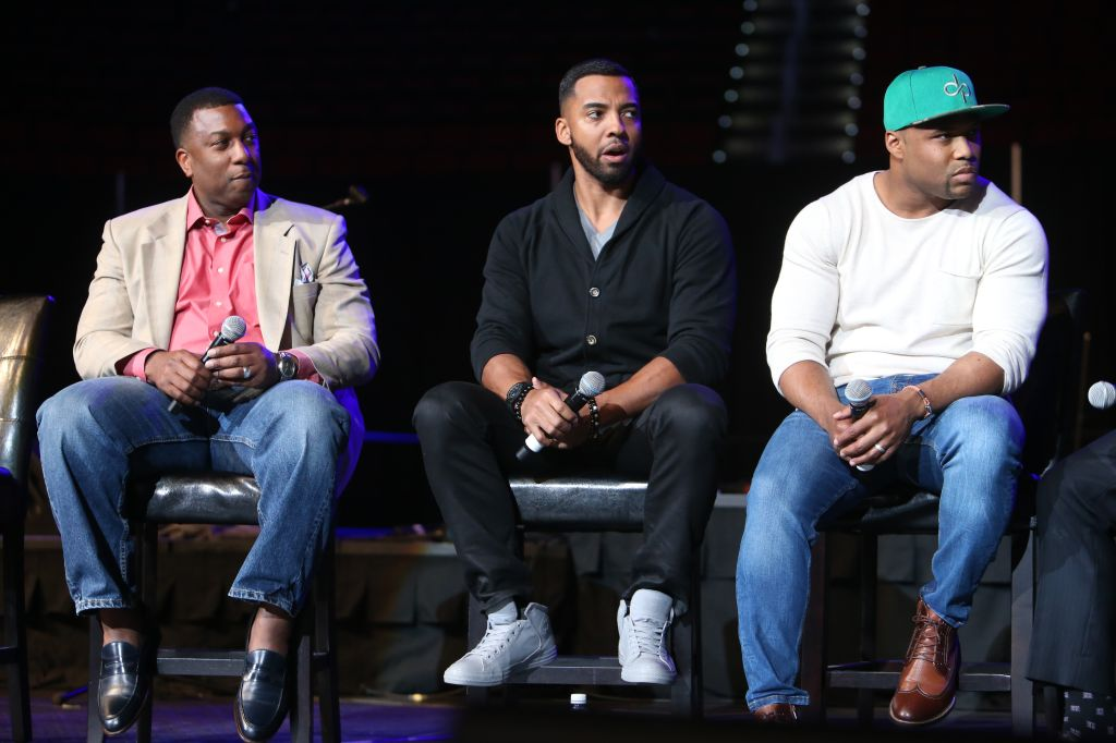 Black Men Revealed Panel at Women's Empowerment 2016