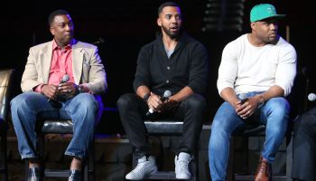 Black Men Revealed Panel at Women's Empowerment 2016