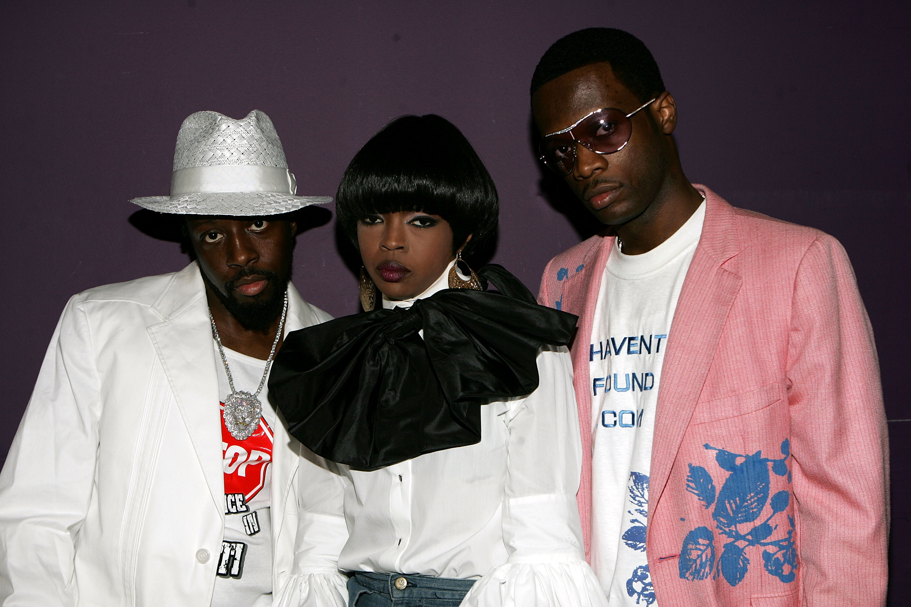 BET Awards 05 - Backstage