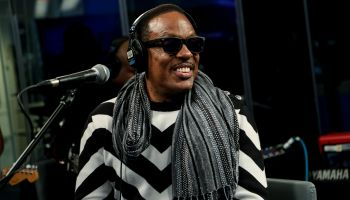Charlie Wilson Performs Live On SiriusXM; Performance To Air On SiriusXM's Heart & Soul Channel