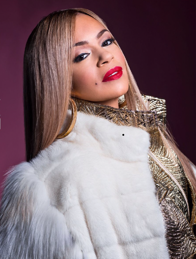 Faith Evans -- for Women's Empowerment