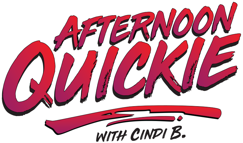 Cindi B. Afternoon Quickie Logo
