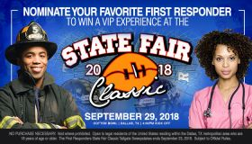 First Responders State Fair Classic Tailgate_Enter-to-win Contest_KBFB_KZMJ_RD_Dallas_September 2018