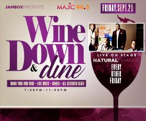 JAMBOX Wine Down & Dine