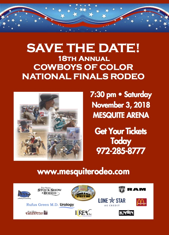 18th Annual Cowboys of Color National Finals Rodeo-Mesquite Arena