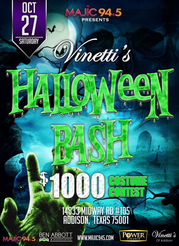 Halloween Bash 2018