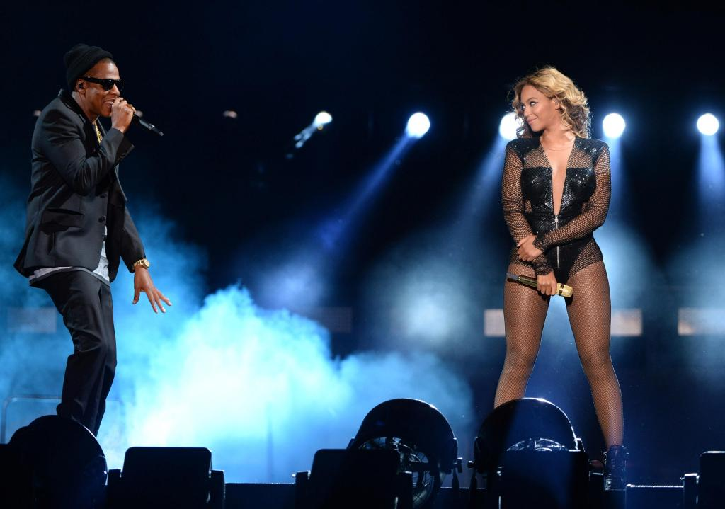 'On The Run Tour: Beyonce And Jay-Z' - East Rutherford
