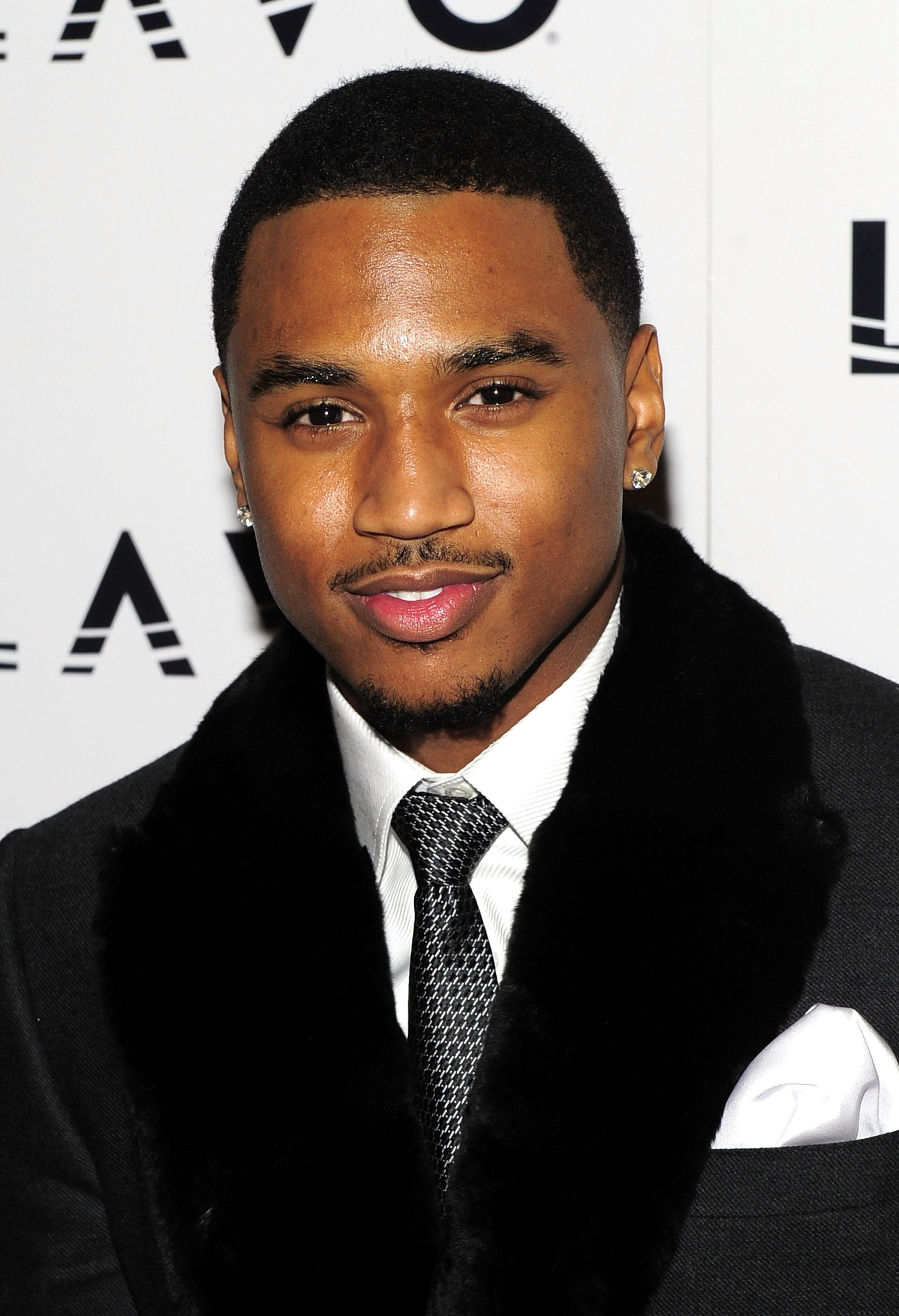 Trey Songz Celebrates His Birthday At Lavo Nightclub