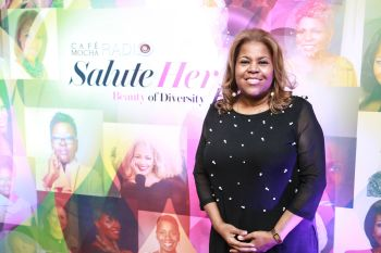 Majic At The Salute Her Awards