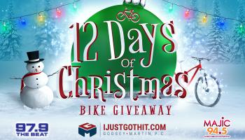 Ijustgothit.com 12 days of christmas